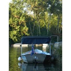 Iris bateau électrique - 5 places - Dès 37 €
