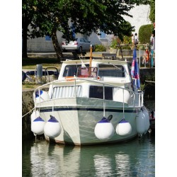 Location de bateau habitable sur la Charente - Location par les Canotiers