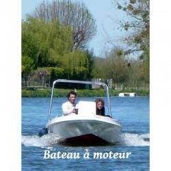 Le Bandiat bateau moteur sans permis - 5 places - Dès 38 €