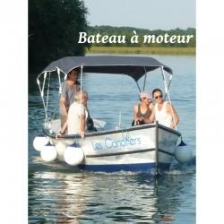 Les Eaux Claires bateau moteur sans permis - 7 places - Dès 59 €